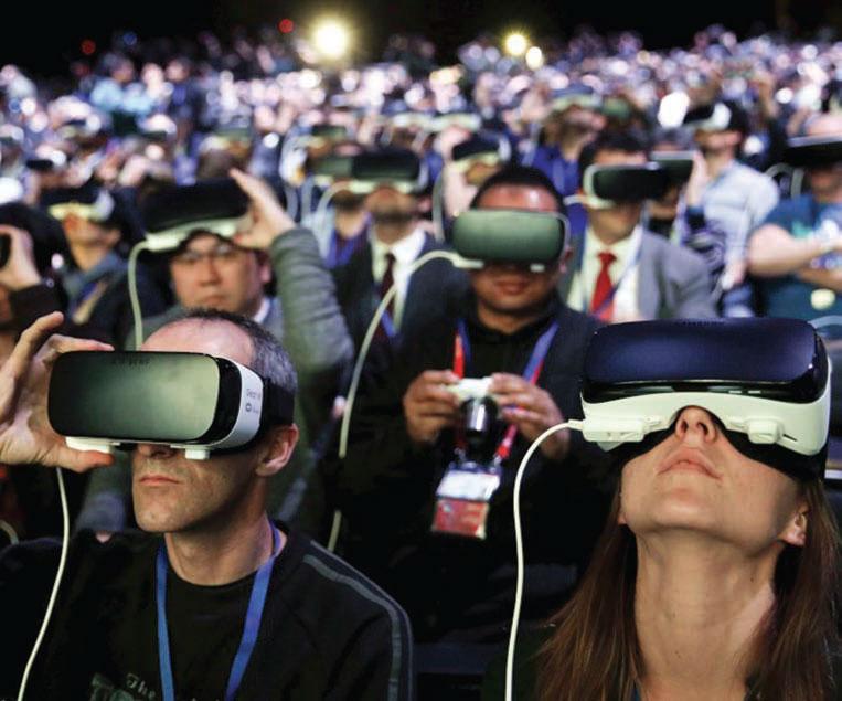AR - VR Artırılmış Gerçeklik - Sanal Gerçeklik