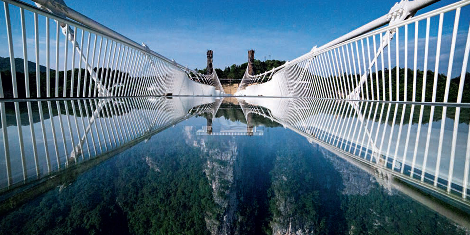 Dünyanın en uzun köprüsü - gerçek bir tasarım mucizesidir